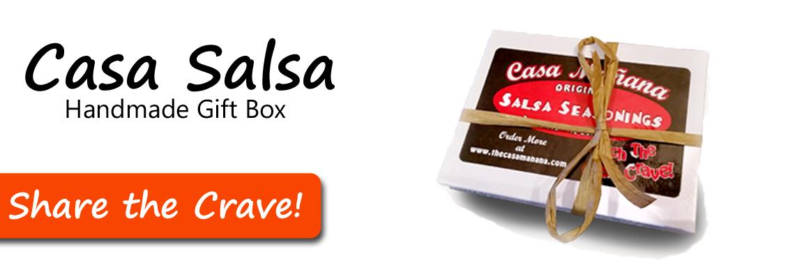 Salsa Gift Box